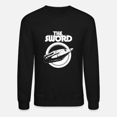 Sword The Sword - Unisex Crewneck Sweatshirt