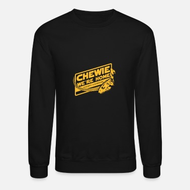 Chewbacca Chewie - Awesome t-shirt for Han solo fans - Crewneck Sweatshirt