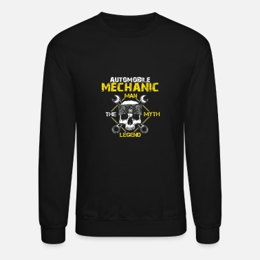Renner Automobile mechanic - awesome t-shirt for mechan - Crewneck Sweatshirt