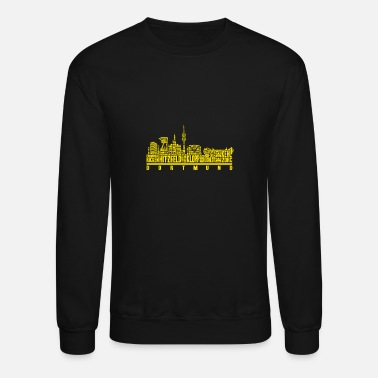 Bottrop Dortmund - Great footballer texas t-shirt - Unisex Crewneck Sweatshirt