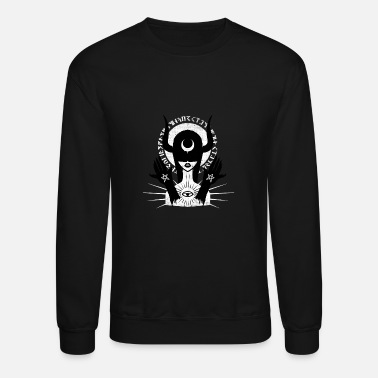 Mythical Collection Occult Girl - Unisex Crewneck Sweatshirt