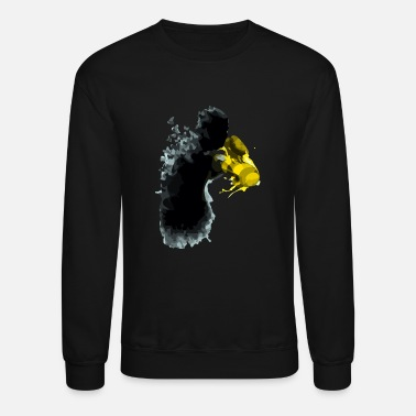 Stinger the butterflies and the gloves of stingers - Unisex Crewneck Sweatshirt