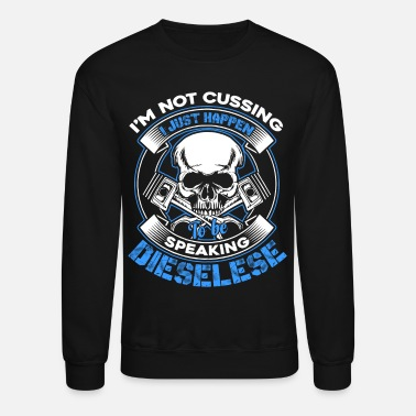 Mechanic Diesel Mechanic Shirt - Unisex Crewneck Sweatshirt