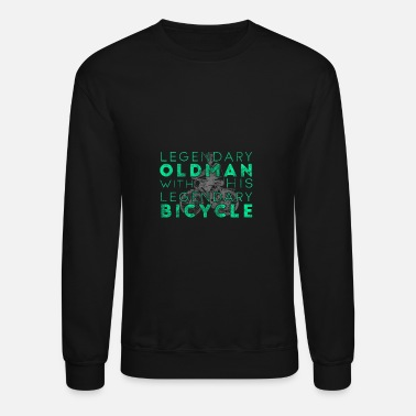 Bicycle Bicycle - Crewneck Sweatshirt
