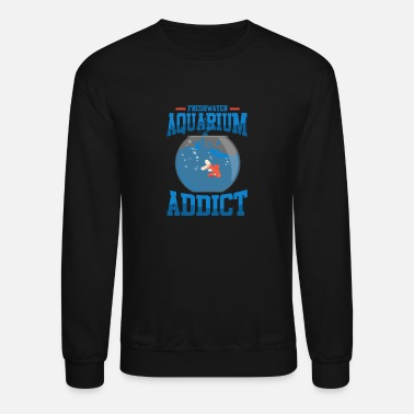 Fresh Water Fresh water aquarium - Crewneck Sweatshirt