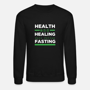 Healing Health and Healing - Unisex Crewneck Sweatshirt
