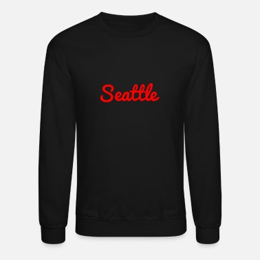 Seattle seattle - Crewneck Sweatshirt