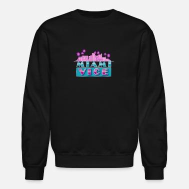 341696bd2 Miami Vice Crockett Tubbs Classic Unisex Fleece Zip Hoodie   Spreadshirt