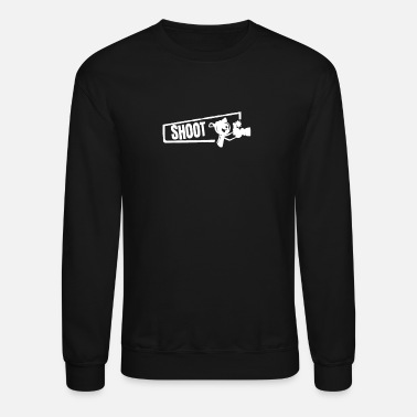 Shoot Shoot - Crewneck Sweatshirt