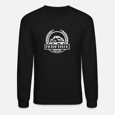 Pick Up Truck New Design Pick Up Truck Best Seller - Crewneck Sweatshirt