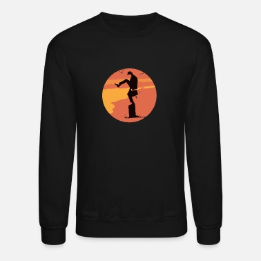 Silly Silly Karate - Unisex Crewneck Sweatshirt