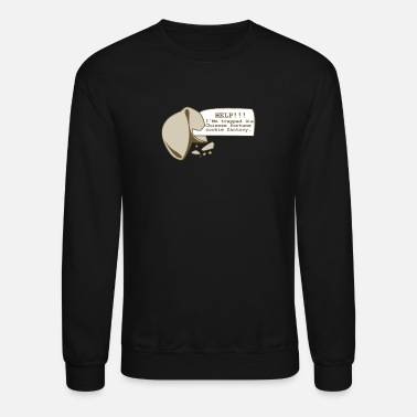 Fortune Cookie Fortune Cookie - Unisex Crewneck Sweatshirt