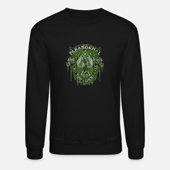 Raider Hoodies & Sweatshirts - Spirit Hunter - Unisex Crewneck Sweatshirt black