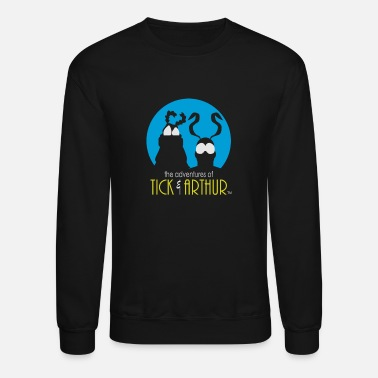 Tick Tick and Arthur - Unisex Crewneck Sweatshirt
