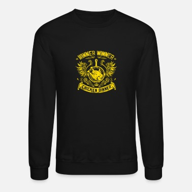Winner Winner Winner Chicken Dinner Pubg Pioneer - Crewneck Sweatshirt