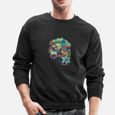 Crook Crooked Couch - Crewneck Sweatshirt