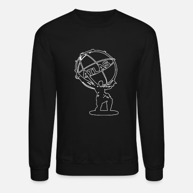 Atlas Atlas - Mighty Atlas - Crewneck Sweatshirt