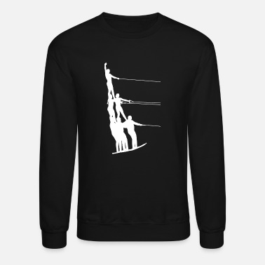 Sports Water Water Ski Water Sports - Unisex Crewneck Sweatshirt