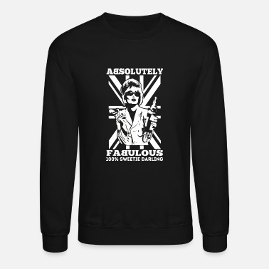 Fabulous Patsy - Absolutely fabulous Sweetie Darling - Crewneck Sweatshirt