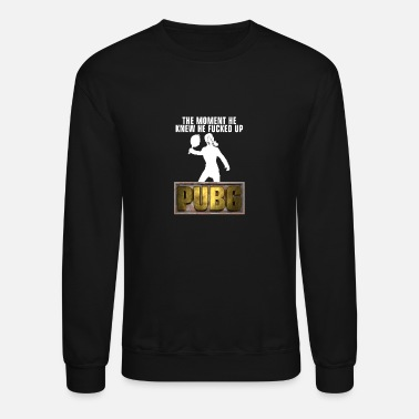 Unknown PUBG players unknown battlegrounds - Crewneck Sweatshirt