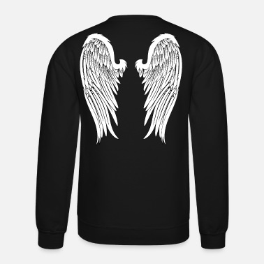 Angel's Wings Angel Wings - Crewneck Sweatshirt