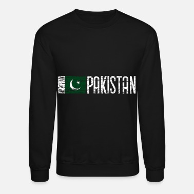 Funny Pakistani Funny Pakistani Saying about Pakistan as gift idea - Unisex Crewneck Sweatshirt