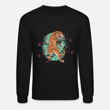 Cat Of Prey Tiger cat of prey - Unisex Crewneck Sweatshirt
