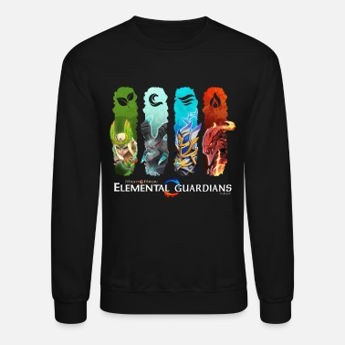Might Might & Magic Elements - Unisex Crewneck Sweatshirt