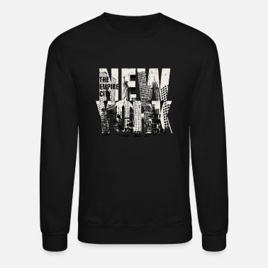 New York City New York - Unisex Crewneck Sweatshirt