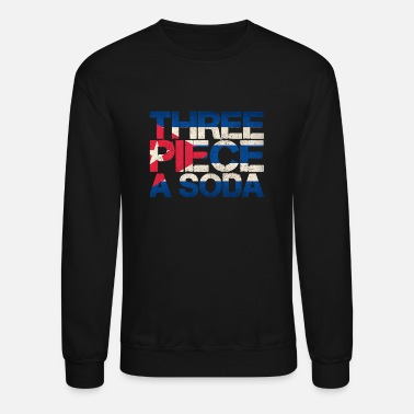 Gamebred Sticker Three Piece A Soda Gamebred Jorge Masvidal MMA - Unisex Crewneck Sweatshirt