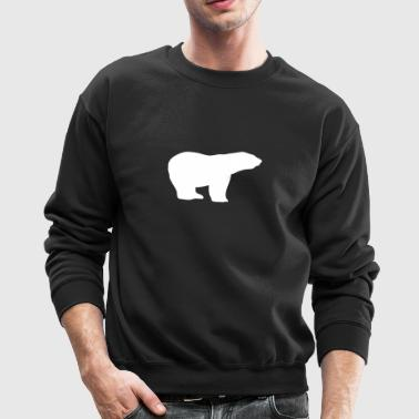Polar Bear  - Crewneck Sweatshirt