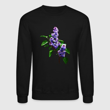 Spray of Lilacs - Crewneck Sweatshirt