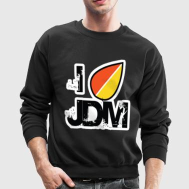 JDM LOVE - Crewneck Sweatshirt
