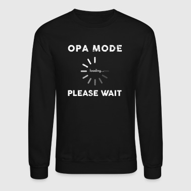 New Loading New Grandpa Shirt - Crewneck Sweatshirt