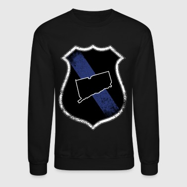 CT State Police Connecticut State Police State Police CT - Crewneck Sweatshirt