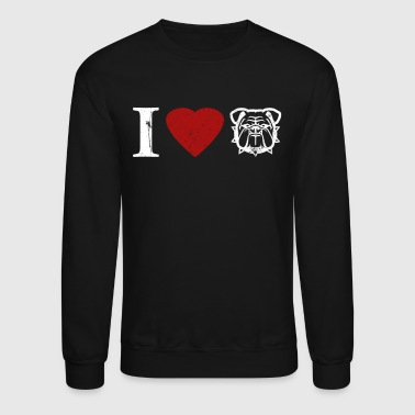 I Love A Marine Marine Wife T Shirt - Crewneck Sweatshirt