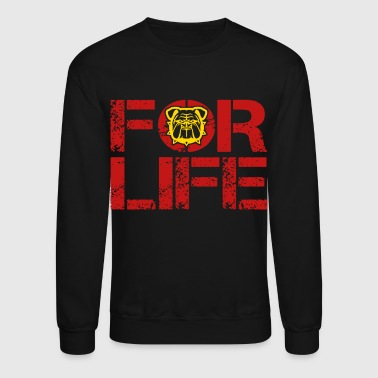 Marine For Life Marine Wife Marine Mom - Crewneck Sweatshirt