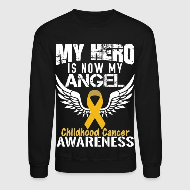 Childhood Childhood Cancer Awareness - Crewneck Sweatshirt