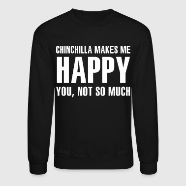 Chinchilla Shirt - Crewneck Sweatshirt