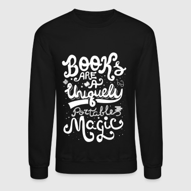 Books - Crewneck Sweatshirt