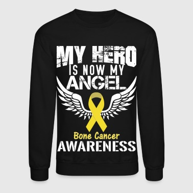Childhood Bone Cancer Awareness - Crewneck Sweatshirt