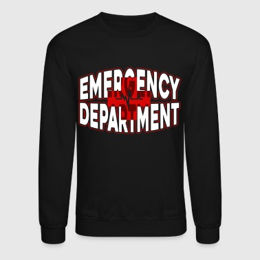 EMERGENCY DEPARTMENT TEE TSHIRT - Crewneck Sweatshirt