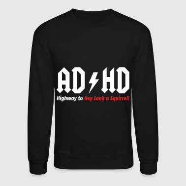 Stay Fresh AD HD - Crewneck Sweatshirt