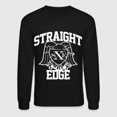 Straight Edge - Crewneck Sweatshirt