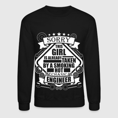 The Mechanical Engineer's Girl T Shirt - Crewneck Sweatshirt