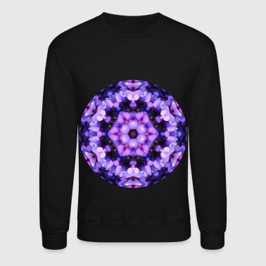 Crystal Essence Mandala - Crewneck Sweatshirt