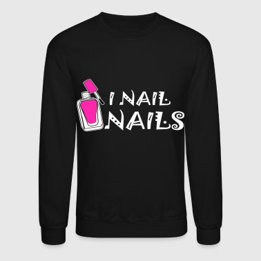 Nails NAIL - Crewneck Sweatshirt