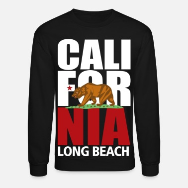 Long Beach long_beach - Crewneck Sweatshirt