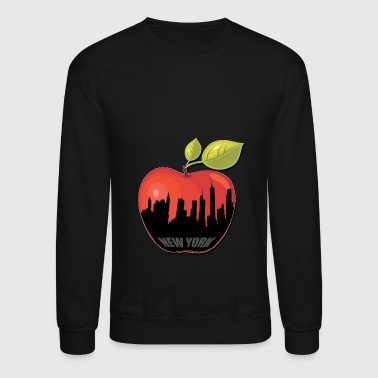Big Apple BIG APPLE - Crewneck Sweatshirt