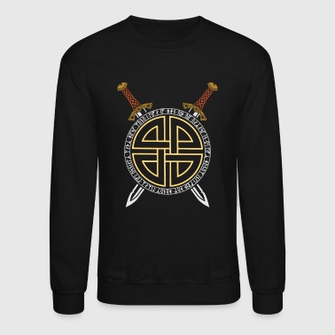 Viking Swords | Norse Mythology - Crewneck Sweatshirt